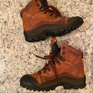 Timberlands Men's 10.5 Brown Leather Boot